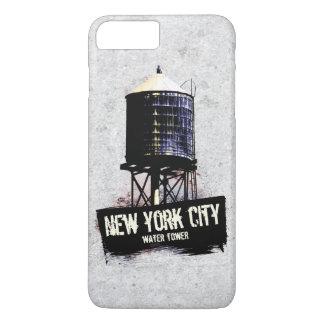 New York City Water Tower Phone Case