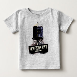 New York City Water Tower Tshirt