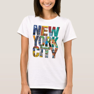 New York City Women's Basic T-Shirt