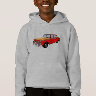 New York City Yellow Taxi Cab Hoody