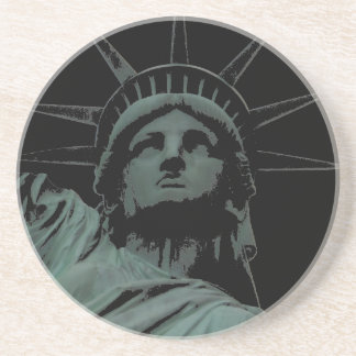 New York Coaster Statue of Liberty NY Souvenir