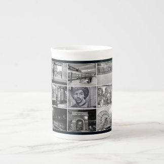 New York Collage Mug
