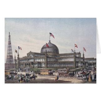 New York Crystal Palace Card