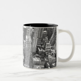 New York Cup Cityscape New York Souvenir Mug
