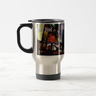 New York Cup Times Square New York Travel Mug