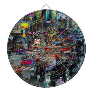 New York Dartboard