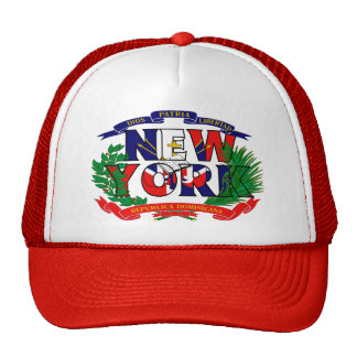 New York - Dominican Republic Hat