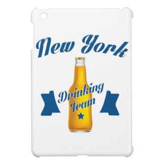 New York Drinking team Case For The iPad Mini
