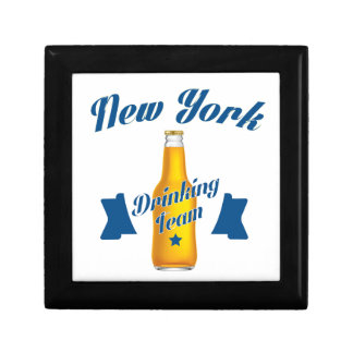 New York Drinking team Gift Box