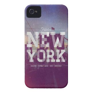 New York Étuis iPhone 4