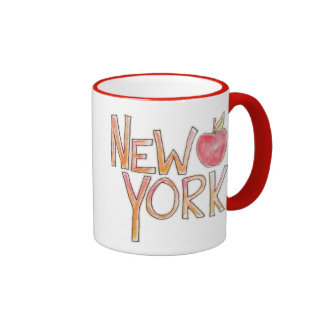 New York everyday mugs