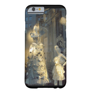 NEW YORK FIFTH AVENUE WINDOW DESIGN BARELY THERE iPhone 6 CASE