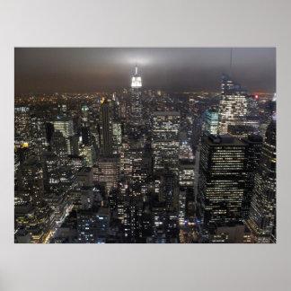 New York Fine Art Print New York Cityscape Print