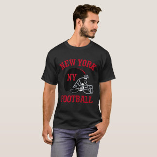 New York Football T-Shirt for Men and Women