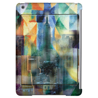New York from the window iPad Air Case
