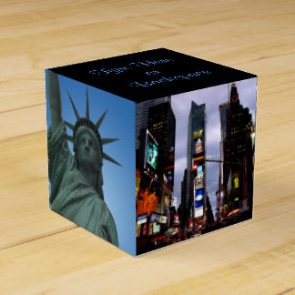 New York Gift Box Personalized Manhattan Boxes Favor Box