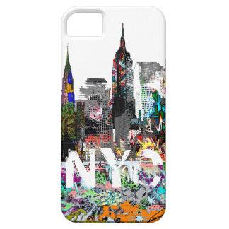 New York graffiti iPhone 5 Covers
