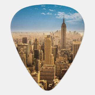 New York Guitar Pick