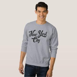 New York Handwritting Sweatshirt