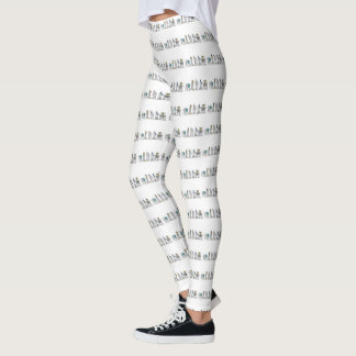 New York Hanukkah NYC Landmarks Chanukah Holiday Leggings