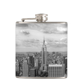 new york hip flask