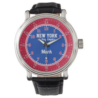 New York Hockey Empire 24 Hour Watch