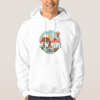 New York in Design Hoodie