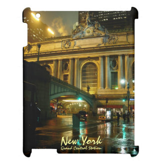 New York iPad Case NYC Grand Central Souvenir Case