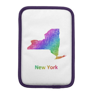New York iPad Mini Sleeve