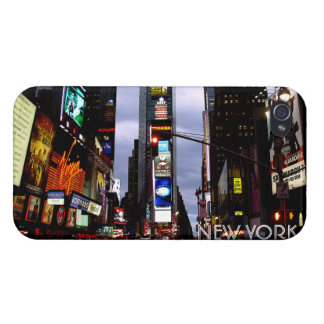 New York iPhone 4 Case Times Square Souvenir Case