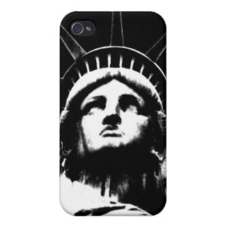 New York iPhone 4 Statue of Liberty NYC Souvenir Covers For iPhone 4