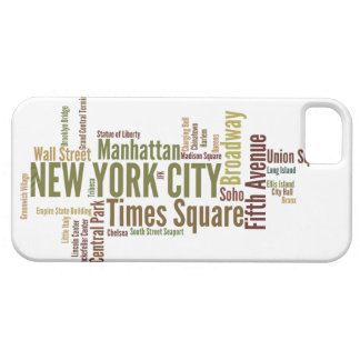 New York iPhone 5 Case