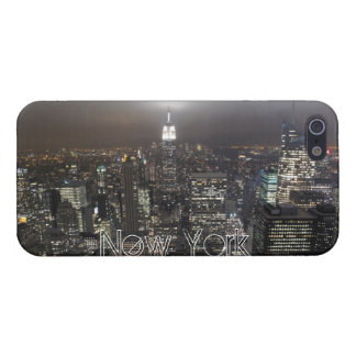 New York iPhone 5 Case Empire State NY City Case
