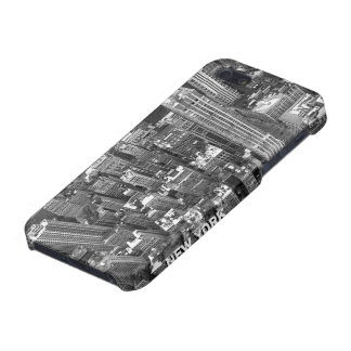 New York iPhone 5 Cityscape New York Souvenir Case Cover For iPhone 5/5S