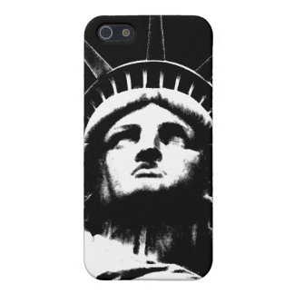 New York iPhone 5 Statue of Liberty NYC Souvenir Cover For iPhone 5/5S
