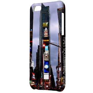 New York iPhone 5C Case Times Square Souvenir Case