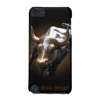 New York iPod Touch Case Personalize Bull NYC Case
