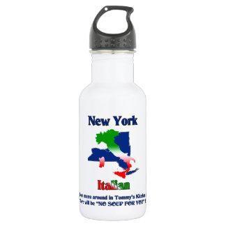 New York Italian custom 532 Ml Water Bottle