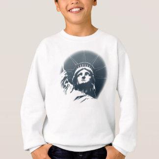 New York Kid's Sweatshirt Statue of Liberty Shirt