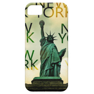 New York Lady Liberty Case For The iPhone 5