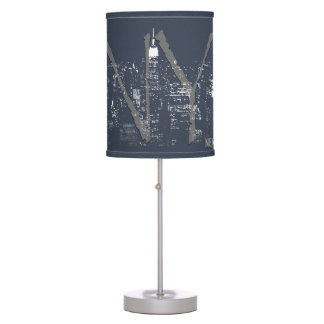 New York Lamp Cool Custom New York City Souvenir