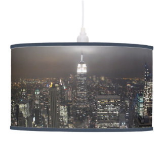 New York Lamp Custom New York City Souvenir Decor