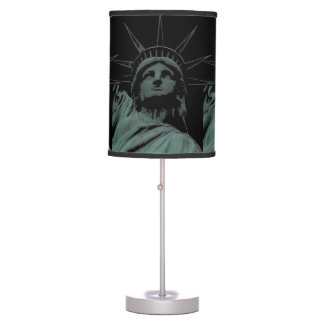New York Lamp Custom New York Landmark Souvenir