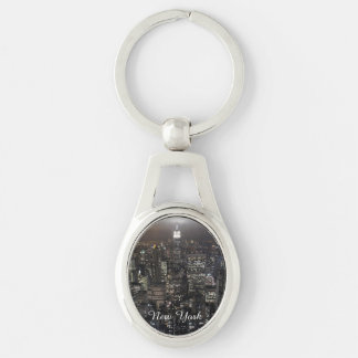 New York Landmarks Key Chain New York Souvenirs
