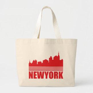 New York Large Tote Bag