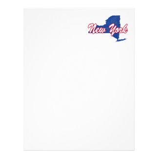 New York Letterhead