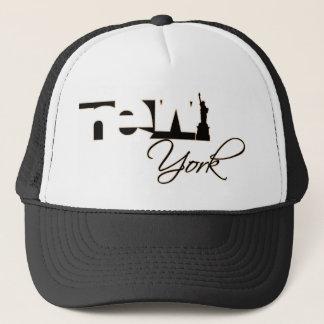 New York logo hat