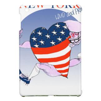 new york loud and proud, tony fernandes iPad mini case