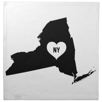 New York Love Napkin