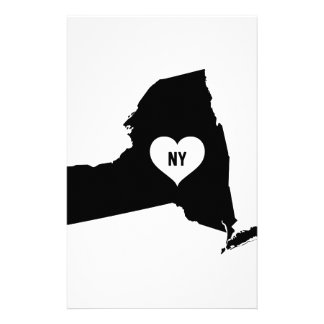 New York Love Stationery